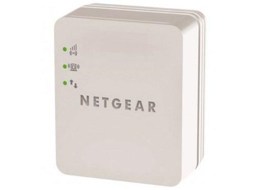 Netgear N150 Wi-Fi Range Extender For Mobile - Wall Plug Version (Wn1000Rp) front-917798