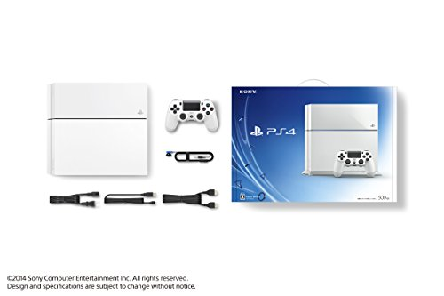 PlayStation4 グレイシャー・ホワイト 500GB  ゲーム画面スクリーンショット3