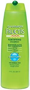 Garnier Fructis Daily Care For Normal Hair Fortifying Shampoo 13 oz (Pack of 6)