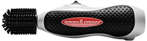 Groove Caddy Golf Club Cleaner, White Black by Groove Caddy