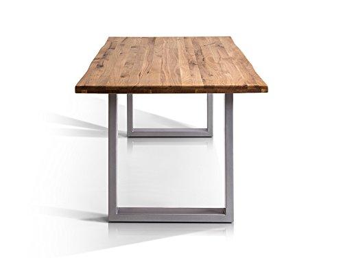 esstisch wildeiche 160 90 com forafrica. Black Bedroom Furniture Sets. Home Design Ideas