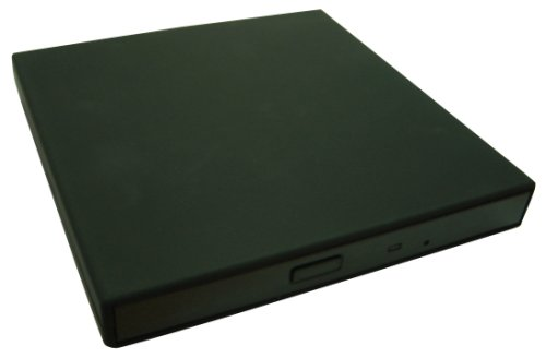 PARA Slim Portable USB 2.0 External Optical CD Drive for use with Acer Aspire One Netbooks