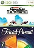 Burnout Paradise / Trivial Pursuit Double Pack (Xbox 360)