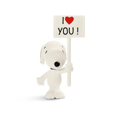 Schleich – Peanuts I Love You! Snoopy online bestellen