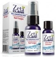 1 - ZetaClear Nail Fungus Formula (1 Fl Oz Oral Spray Bottle) Zeta Clear