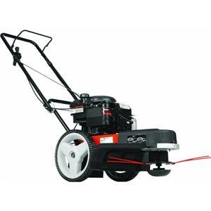 Husqvarna Hi Wheel Trimmer Mower picture