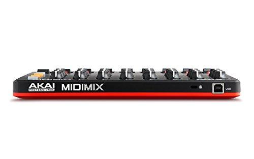 AKAI MidiMix | Transportabler High-Performance Midi Mixer/DAW Controller - 3