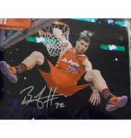 Signed Griffin, Blake (Los Angeles Clippers) 11x14 Photo autographed by Powers Collectibles