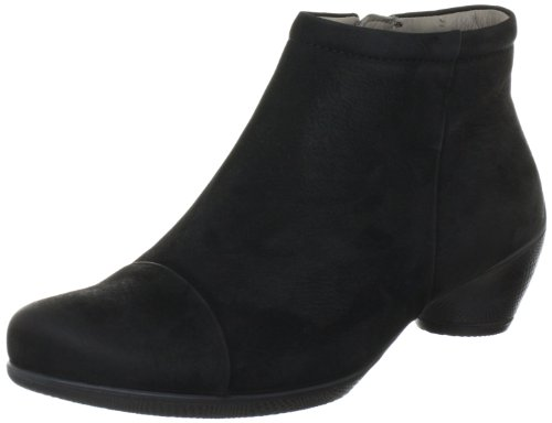 ECCO Womens Sculptured Ankle Bootie