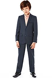 Autograph Pure Linen Single Breasted Blazer