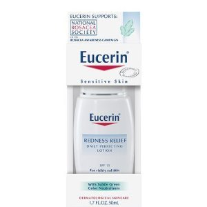 Eucerin Eucerin Redness Relief Daily Perfecting Lotion SPF 15, 1.7 Ounce Bottle