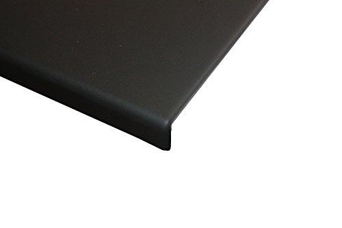 schreibtischunterlage 880 x 590 mm leder mit kantenschutz. Black Bedroom Furniture Sets. Home Design Ideas