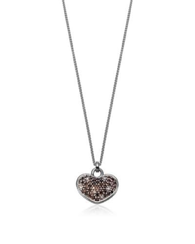 Esprit Collection Conjunto de cadena y colgante Collection Amorbess Summer & Autumn plata de ley...