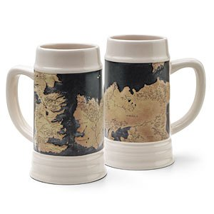 Game of Thrones 20oz Map Stein
