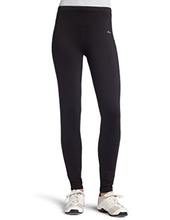 ASICS Women's Legato II Tight, Black, Large/Tall