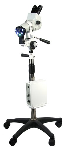 Unico Colpo-Master Ii Colposcope Model Cs-205 Includes 45° Cameraready Trinocular Zoom Head With 0.3X Lens, 20X Widefield Eyepieces