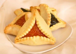 Hamentashen Assorted (Fruit Trats) 10.oz From Lilys Home Style Bake Shop