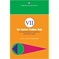THE CONTEST PROBLEM BOOK VII: AMERICAN MATHEMATICS COMPETITIONS 1995-2000 CONTESTS