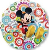 "26"" Mickey See-Thru-Flat"