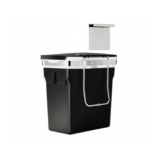 Trash Can For Kitchen Cabinet Door Wastebasket