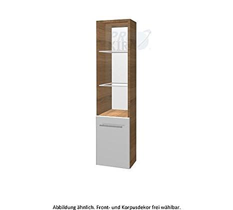 Pelipal Midi Cupboard Nito (Nt-m 17-l/R) Bathroom Furniture/Comfort N/30 x 121/8 x 20 cm