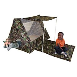 Camo Fort Play Tent