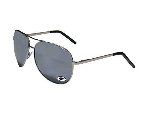 NFL Green Bay Packers Aviator Sunglasses from Siskiyou Gifts Co, Inc.
