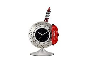 Brake Table Clock with Damper Pen (unspecified scale) Clock