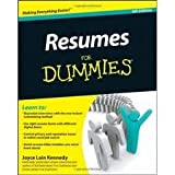 img - for Resumes For Dummies 6th (sixth) edition book / textbook / text book