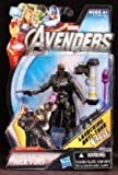 Marvel The Avengers Movie, Assault Squad Nick Fury Action Figure #17, 3.75 Inches