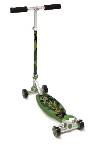 Fuzion Camouflage Sport Scooter
