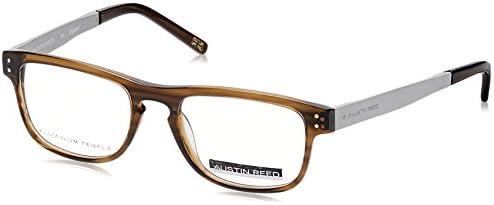 Austin Reed Full Rim Eyewear Frame (Brown ) (AR-E07|103 53)
