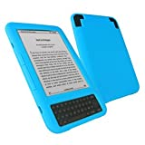 7dayshop Durable Soft Silicone Case Cover for Amazon Kindle 3 - DEEP SKY BLUEby 7dayshop