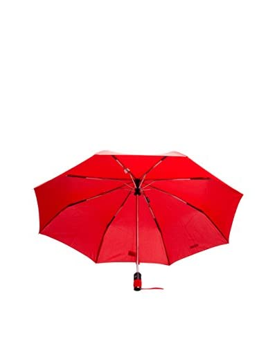Love Moschino Regenschirm rot