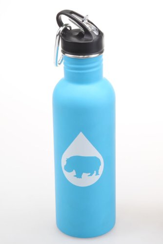 Kids Water Bottles With Straw front-1025128
