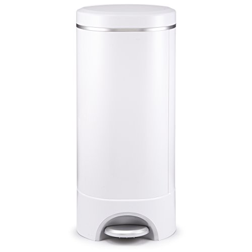Munchkin Step Diaper Pail Powered by Arm & Hammer (Diaper Garbage Can compare prices)