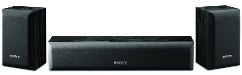 Sony SS-CR3000 Center and Rear Channel Speaker Package