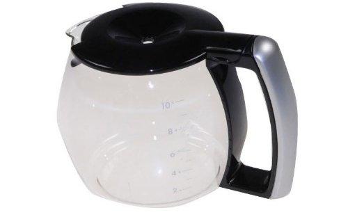 Delonghi 7313281249 Coffeemaker 10 Cup Carafe, Black