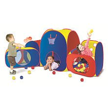 Playhut Mega Fun with Balls Tent by Playhut