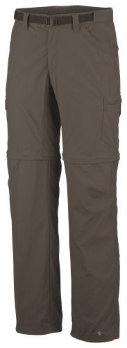 Columbia Men's Silver Ridge II Convertible Pant (Major, 38 x 32)