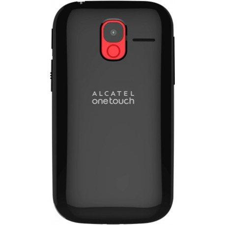Alcatel-2004C-Smartphone-dbloqu-3G-Ecran-24-pouces-4-Mo-Noir