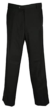 Durable Press Easy Care Trousers Black 30XS