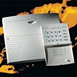 Veritas R8 Alarm control panel with remote keypad