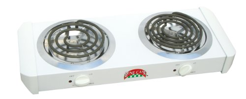 Benecasa Bc-47165 Double Electric Burner front-134829