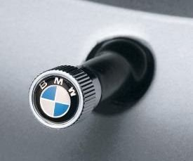 bmw-genuine-factory-oem-36110421544-valve-stem-caps-set-of-4-roundel-logo
