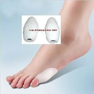 Amazon.com: Qty 2 Toe Bunion Pinky Toe Pain Little Toe Swollen Blister