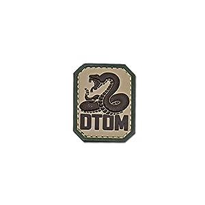 Patch MilSpecMonkey DTOM PVC multicam