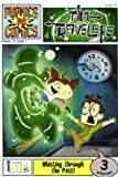 Phonics Comics: Time Travelers - Level 3 (Phonics Comics: Level 3)