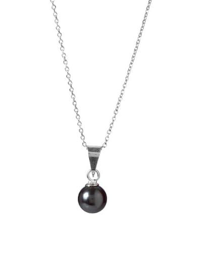 MUSAVENTURA Collar  Pearl  Negro