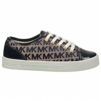 Michael Michael Kors Kids' Mmk Sneaker Toddler/Pre/Grade School (Navy 12.0 M)